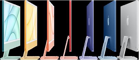 iMac Leasing Farben