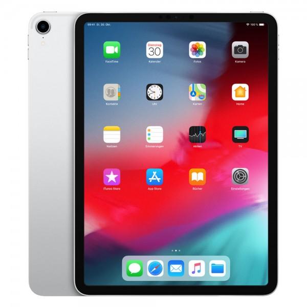 iPad Pro Silber Leasing