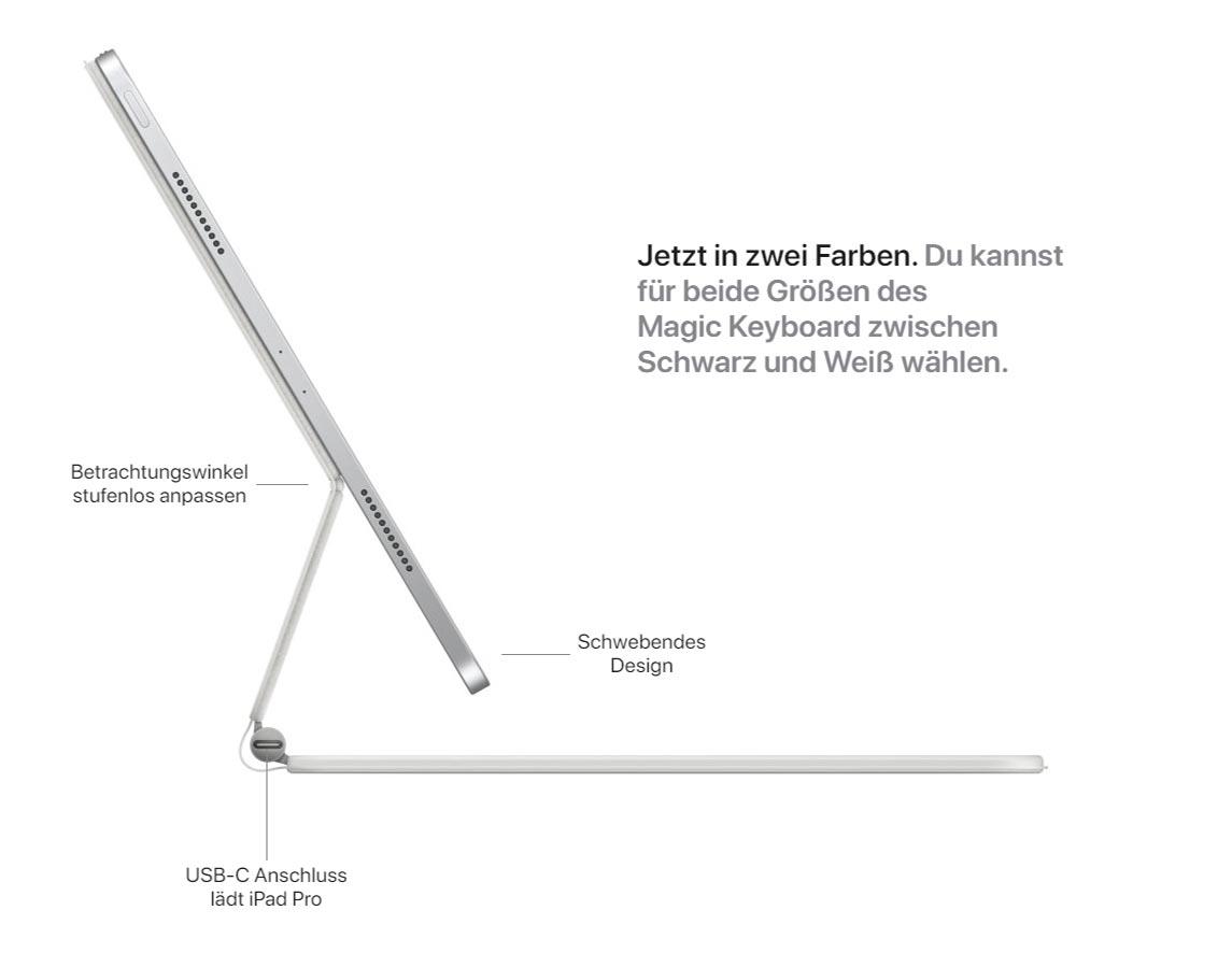 iPad Tastatur leasen