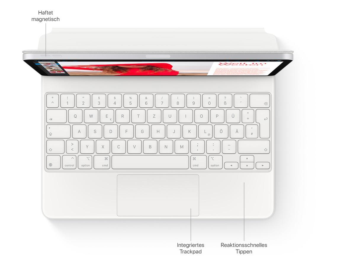 ipad keyboard leasen