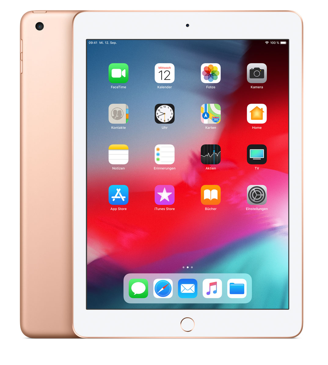 Apple iPad Leasing Gold