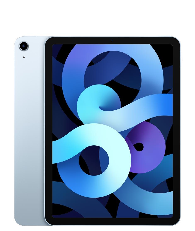 iPad Air Sky Blau leasen