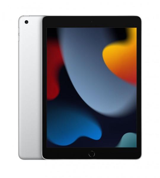Apple iPad leasing Silber