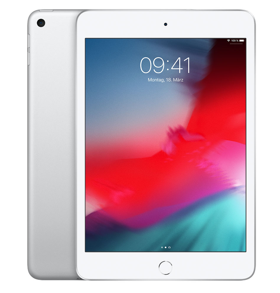iPad mini Leasing Silber